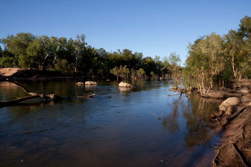 McArthur River,  Jessie Boylan / MPI 2011