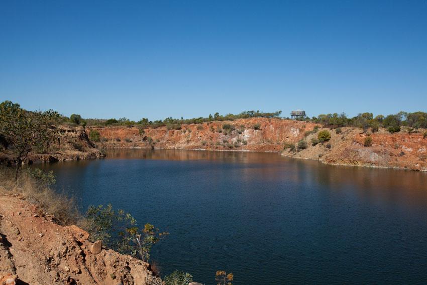 Old Open Pit, Croydon, Queensland, © Jessie Boylan / MPI 2011