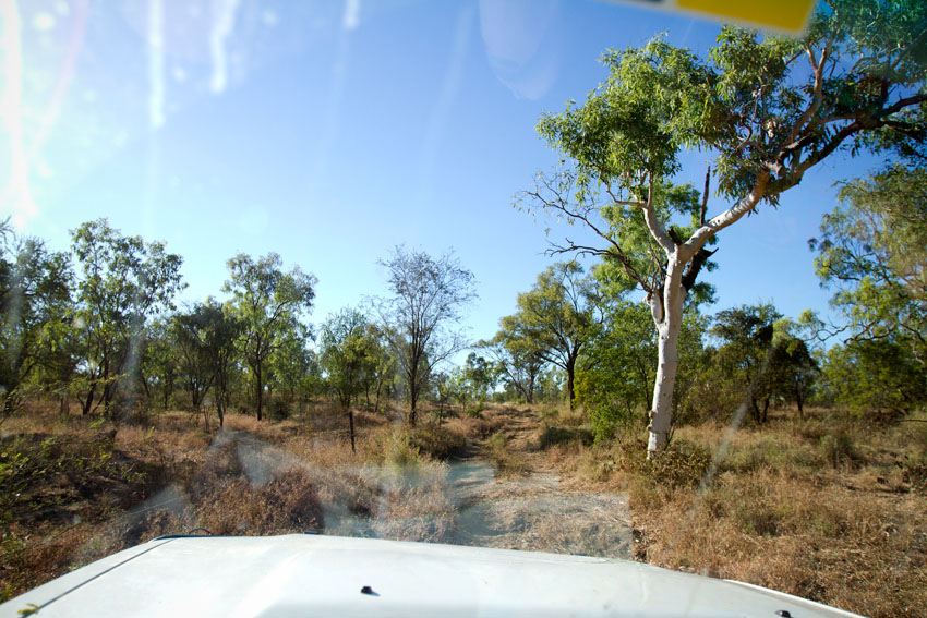 Road to the McArthur River,  Phoebe Barton / MPI 2011