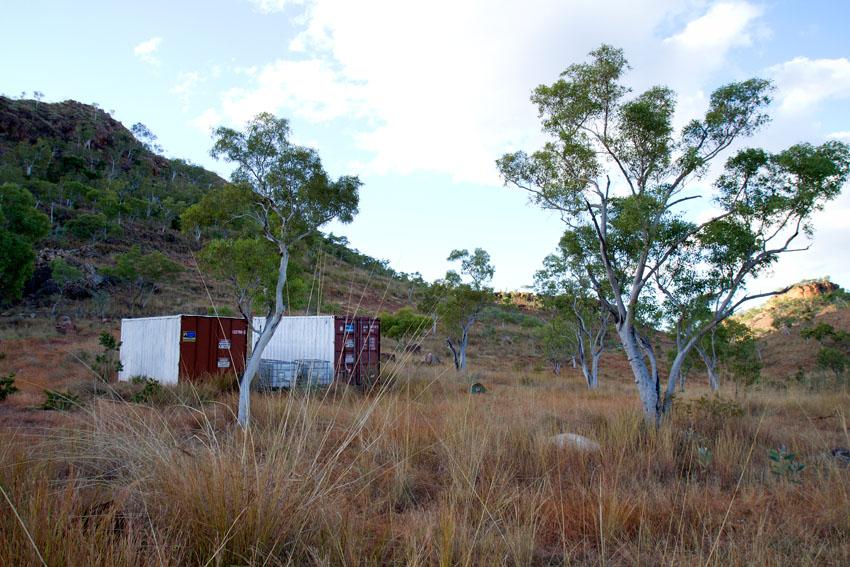 Eva Uranium Mine