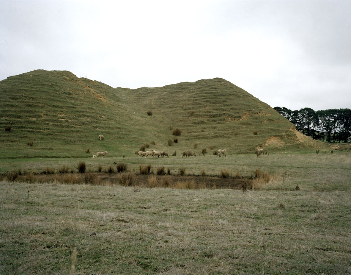 Hepburn Estate Mine #1, Smeaton, VIC, 2013,