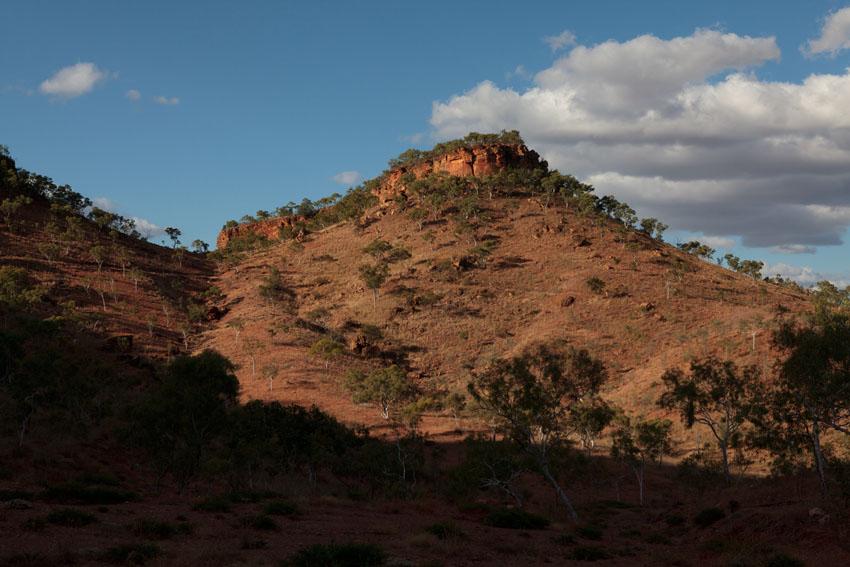 Eva, a former uranium mine in the Northern Territory, © Jessie Boylan / MPI 2011