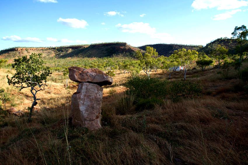 Eva, a former uranium mine in the Northern Territory, © Phoebe Barton / MPI 2011