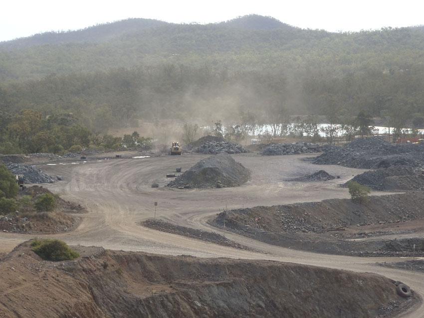 Mt. Garnet Zinc Mine, Queensland, © MPI / 2011