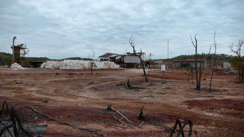 Redbank Mine Site, © MPI / 2010