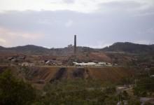 Mount Morgan Mine, QLD