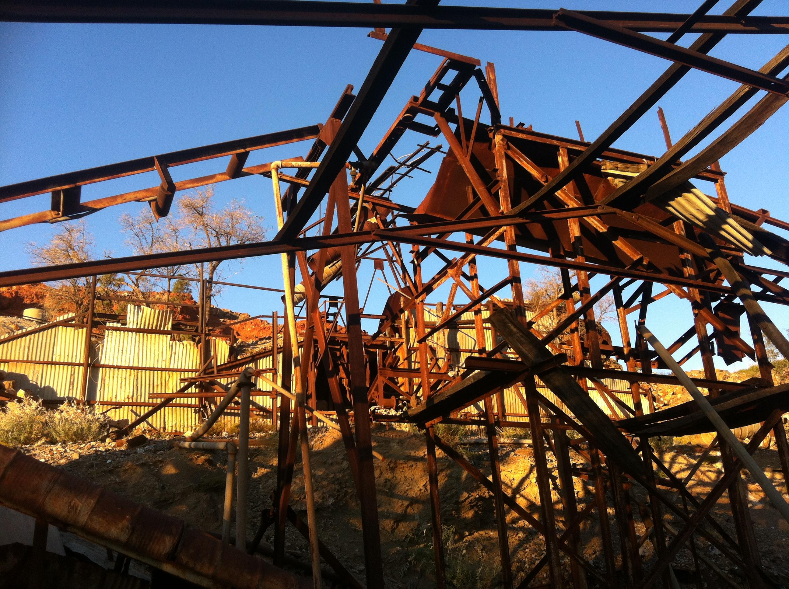 Ragged Hill #4 East Pilbara WA