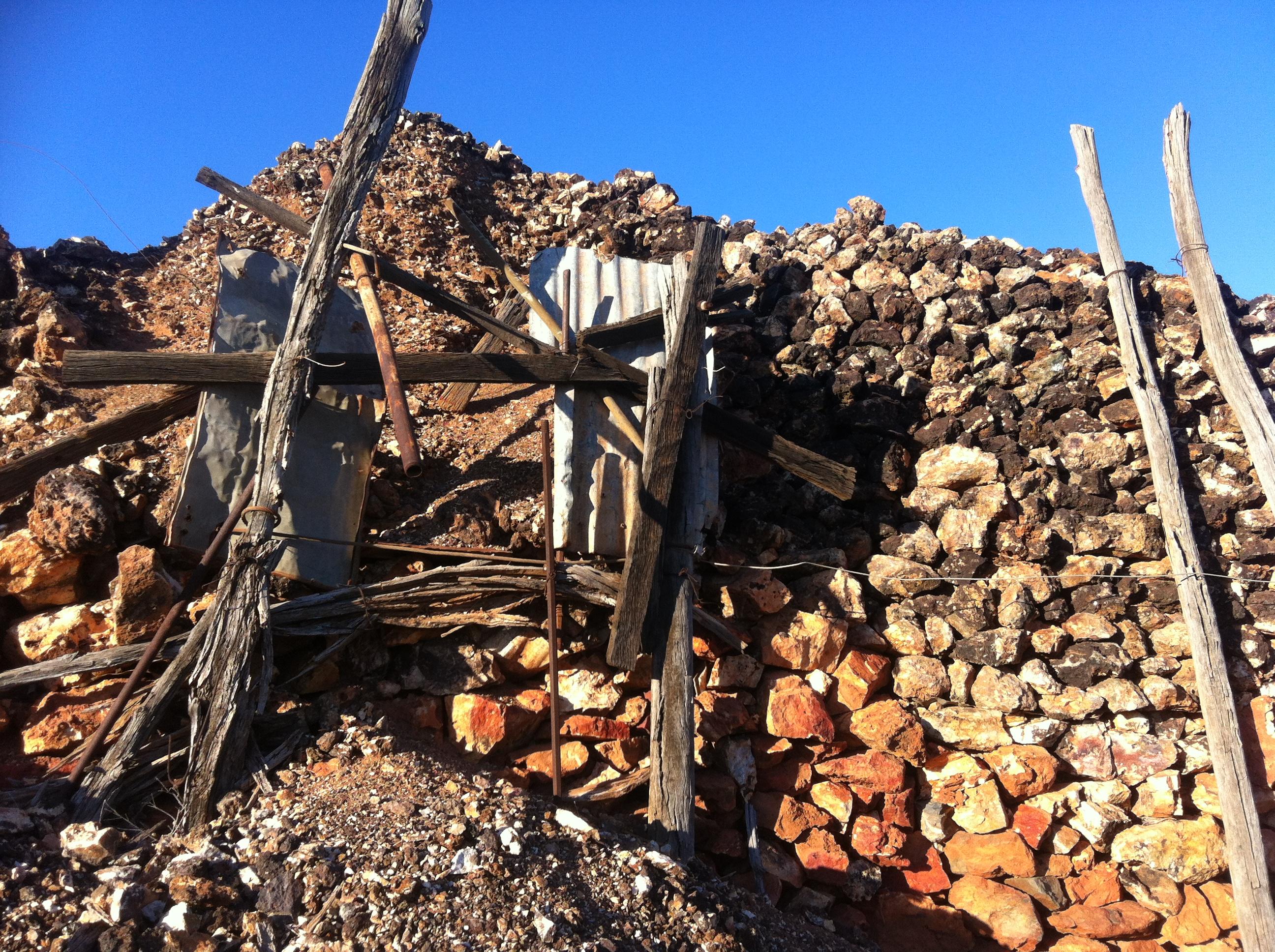 Ragged Hill #5 East Pilbara WA
