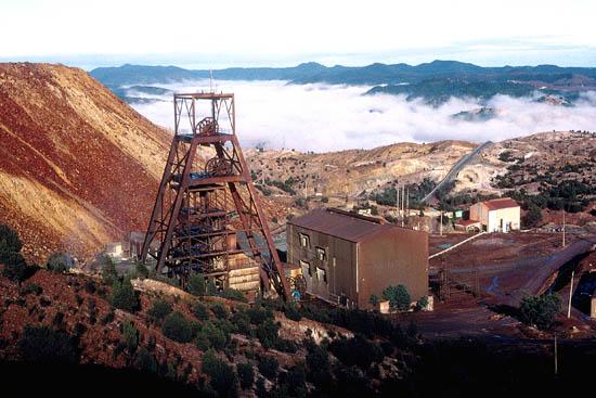 Mt Lyell processing plan